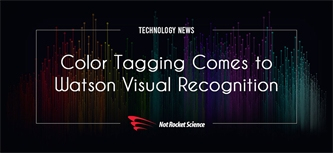 Color Tagging Comes to Watson Visual Recognition