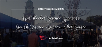 Not Rocket Science Supports the Youth Service Bureau