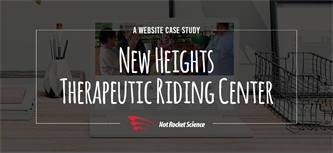 Website Re-design: New Heights Therapy