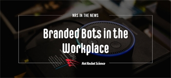 Branded Bots - An example of Artificial Intelligence (AI) in the workplace