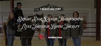 A Non-Profit Website: Bright Star Ranch