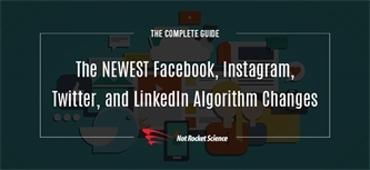 The NEWEST Facebook, Instagram, Twitter, and LinkedIn Algorithm Changes - Complete Guide